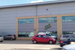 unit 4 quadrum park guildford industrial unit for sale