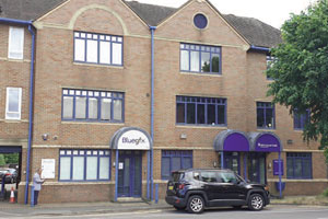 Lammas gate office building for sale in Godalming