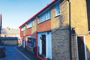 Pound house offices for sale in godalming on pound lane