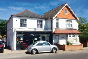 Pine View retail unit and flats for sale