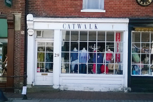 retail shop for sale on Godalming High Street
