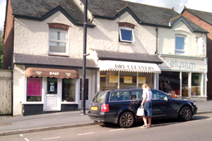 haslemere retail outlet for sale