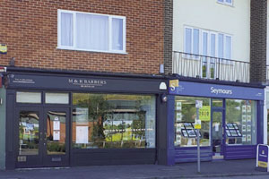 2 x retail units for sale in Guildford