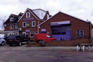Retail and investment premises for sale in Cranleigh