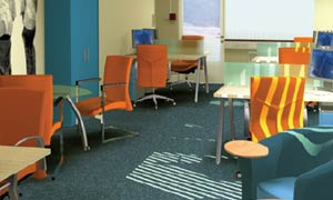 Services offices to let from £200 per workstation per month