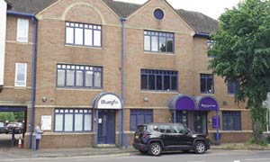 3 storey office buidings to let